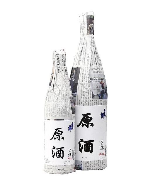 白馬錦原酒